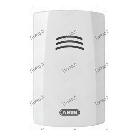 Détecteur d'eau et de fuite avec avertisseur intégré 85 dB