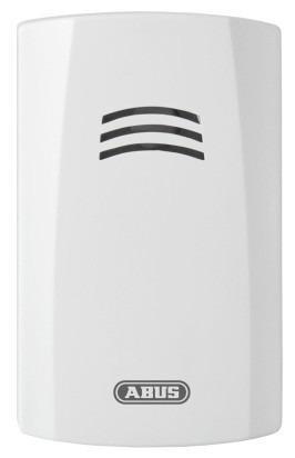 Détecteur de fuites d'eau avec avertisseur intégré 85 dB