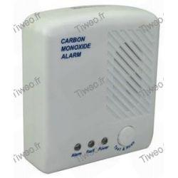 D tecteur de fum e d 39 incendie ou de gaz sur tiweo tiweo - Detecteur monoxyde de carbone chaudiere gaz ...
