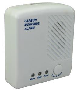 Kolmonoxid detektor