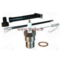 Candle COLORTUNE standard 14mm för att justera ditt bränsle