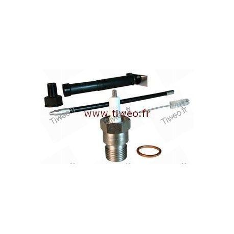 Bougie COLORTUNE standard 14mm pour régler votre carburation