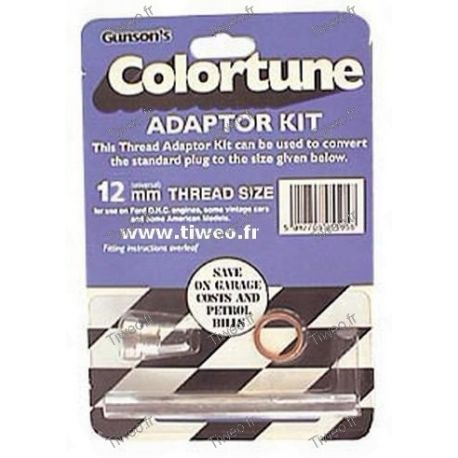 Embout Adaptateur 12mm bougie COLORTUNE