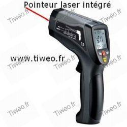 I.R Pro termometer med förvaringsväska
