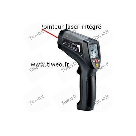 Thermomètre I.R Pro avec mallette de rangement