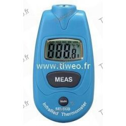 Infrared thermometer pocket