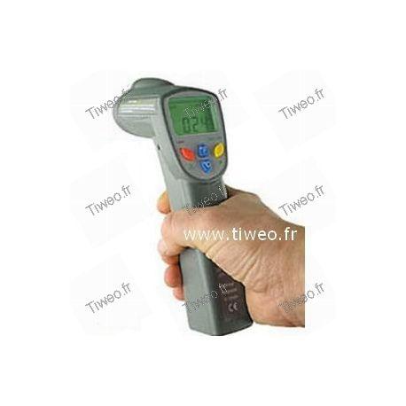 Thermomètre infrarouge à visée laser