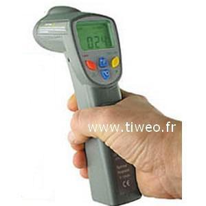Termometro a infrarossi con mirino laser