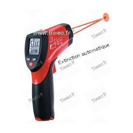 Thermomètre Laser de précision 1000°