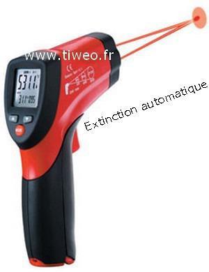 1000 ° precisión láser termómetro