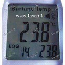 Thermomètre Médical Corp ou objet Infra Rouge