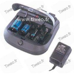 Chargeur accus Ni-MH / Ni-Cd entièrement automatique