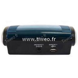 Chargeur universel Ni-MH avec port USB