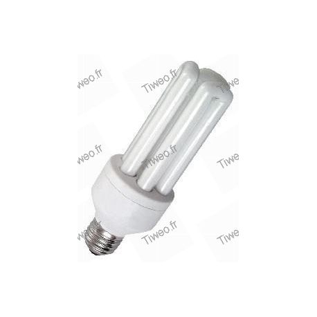 Ampoule FLUO-COMPACTE E27 13W (60W)