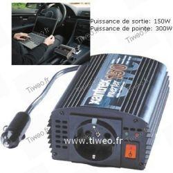 Convertisseur 12VDC -230VAC 150W