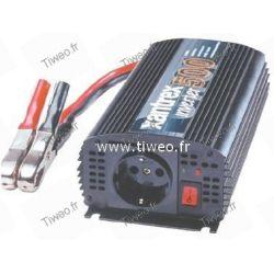 Wechselrichter 12V DC - 230VAC 500W
