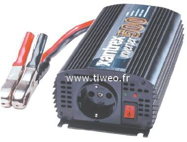 Inversor 12VDC - 230VAC 500W