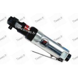 Mini respiradero llave de carraca reversible 1/4 cuadrado