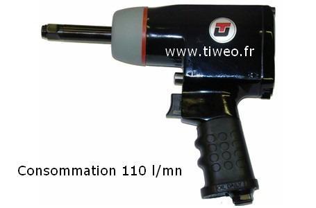 Revolver cuadrado 1/2 llave de impacto