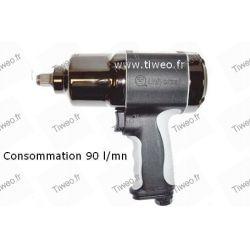"""Chave de impacto quadrado composto 1/2 """"407 Nm"""