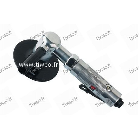 Disqueuse pneumatique à renvoi d'angle 125 mm