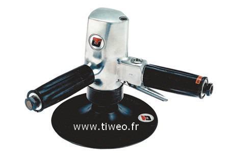 Grinder pneumatic vertical 180 mm
