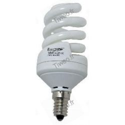 Kompakte Leuchtstoff Glühlampe 15W E14 (75W)