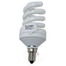 Ampoule Fluo-compacte 15W E14 (75W)