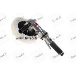 Polisseuse pneumatique à renvoi d'angle 180 mm