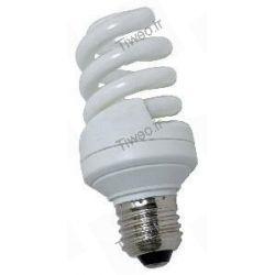 Ampoule fluo compacte E27 24W (120W)