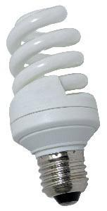 Fluo lampa kompakt E27 24W (120W)