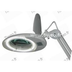 64LEDs 5 diopter förstoringsglas lampa