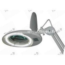 64LEDs 5 diottrie lampada d'ingrandimento