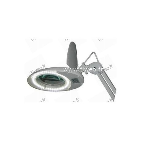 Lampe Loupe 64LEDs 5 Dioptries