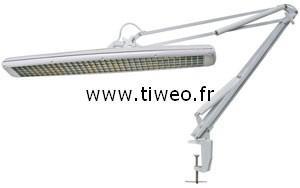 Lampada da scrivania fluorescente compatta 3x14W