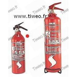 Fire extinguisher polyvalent powder