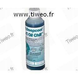 Huile pour climatisation avec Colorant UV pour la détection des fuites