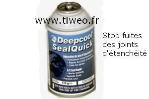 Deepcool Sealquick reparerar automotive luftkonditionering läckor