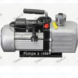 Vakuumpump 550W för konditionering 13,6 m3/timme