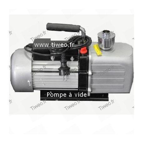 Pompe à vide 550W pour climatisation 13.6 m3/heure