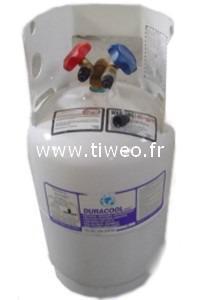 Duracool refrigerante 502 tem 5,44 Kg
