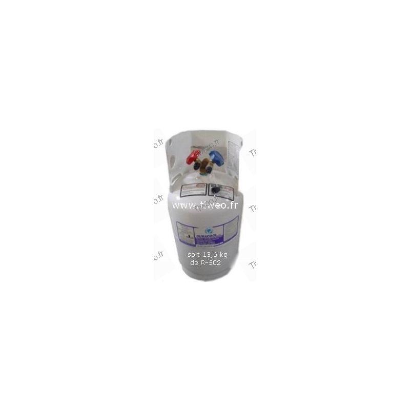 air conditioning, gas refrigerant Duracool 502A 5 44 Kg
