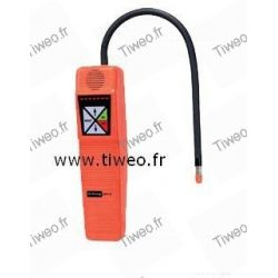 Electronic leak detector for air conditioning