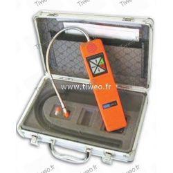 Luxo de ar condicionado profissional detector vazamento