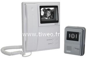 Porta de vídeo respondendo wireframe sistema preto e branco