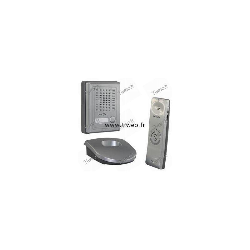 interphone sans fil avec ouverture de porte 224 distance