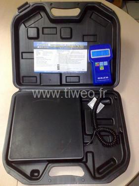 Escala electrónica 70 kg especial aire acondicionado