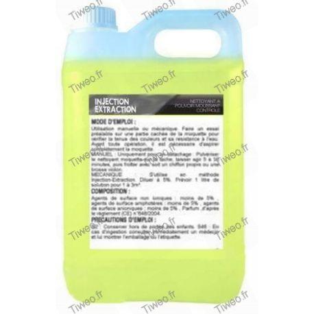 Shampoing moquette injection extraction qualité professionnelle