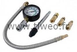 Testador de compressão de motor