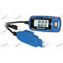 Tester fuse auto with LCD display